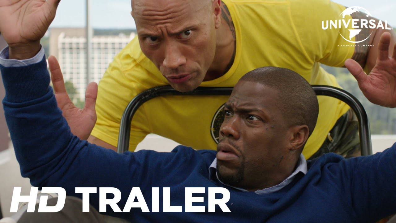 Download Central inteligence   trailer A