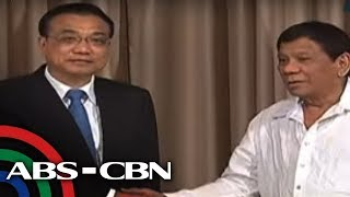 The World Tonight: Roque: Duterte 'offered' telco carrier slot to China