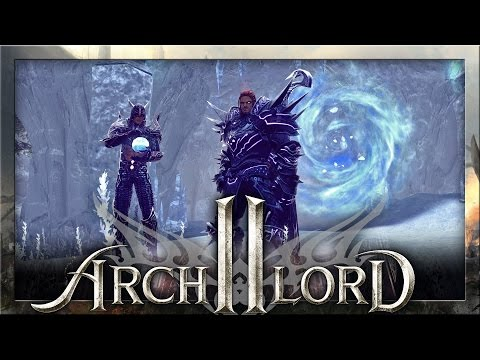 Archlord 2 #012 – [Normal] Dungeon: Eisige Höhle • Archlord 2 Gameplay German
