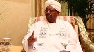 تابعوا لقاء حصري مع فخامة الرئيس السوداني عمر البشير | صحيفة الاتحاد