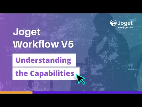 Joget Workflow Web Application Platform
