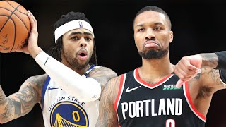 GS Warriors vs Portland Trail Blazers Full Game Highlights | January 20, 2019-20 NBA Season
