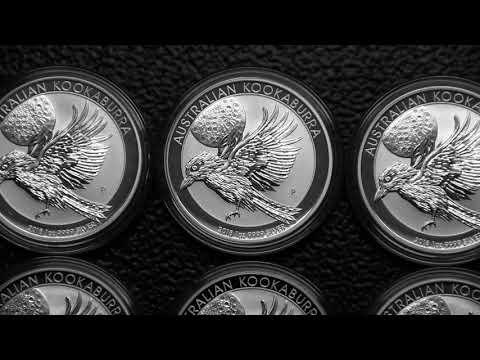 NEW ! 2018 Australian Kookaburra 1 oz Silver Coin