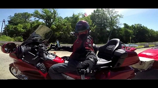 Why do I ride a Honda Goldwing GL1800