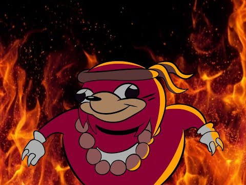 YOU ARE NOT THE REAL QUEEN, UGANDA WARRIOR KNUCKLES