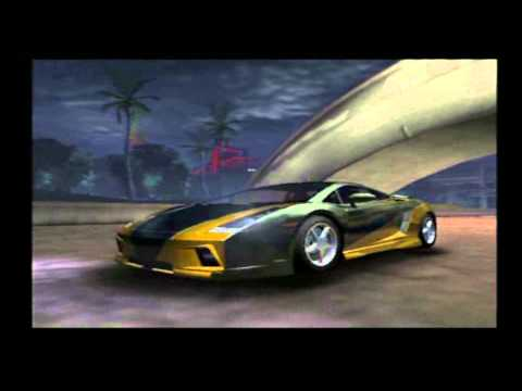 Need For Speed Carbon Demo (PS2) - Exotic - Lamborghni Gallardo