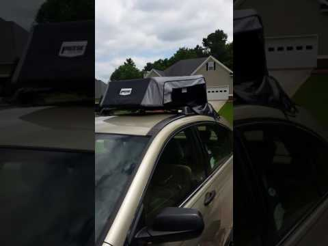 Reese Folding Rooftop Carrier Review