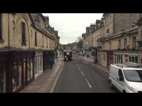 Bath City Centre to University of Bath
