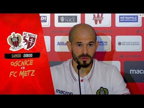 Paroles de conf' : Christophe Jallet avant Nice v Metz
