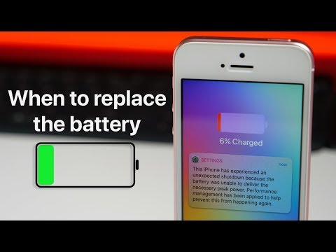 Do i need to change my iphone 6 battery