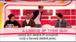 A League Of Their Own - One Direction - 2. část (CZ Titulky)