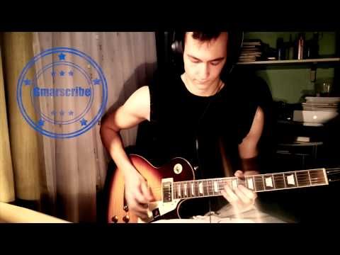 Knife Party - Give It Up (guitar cover)