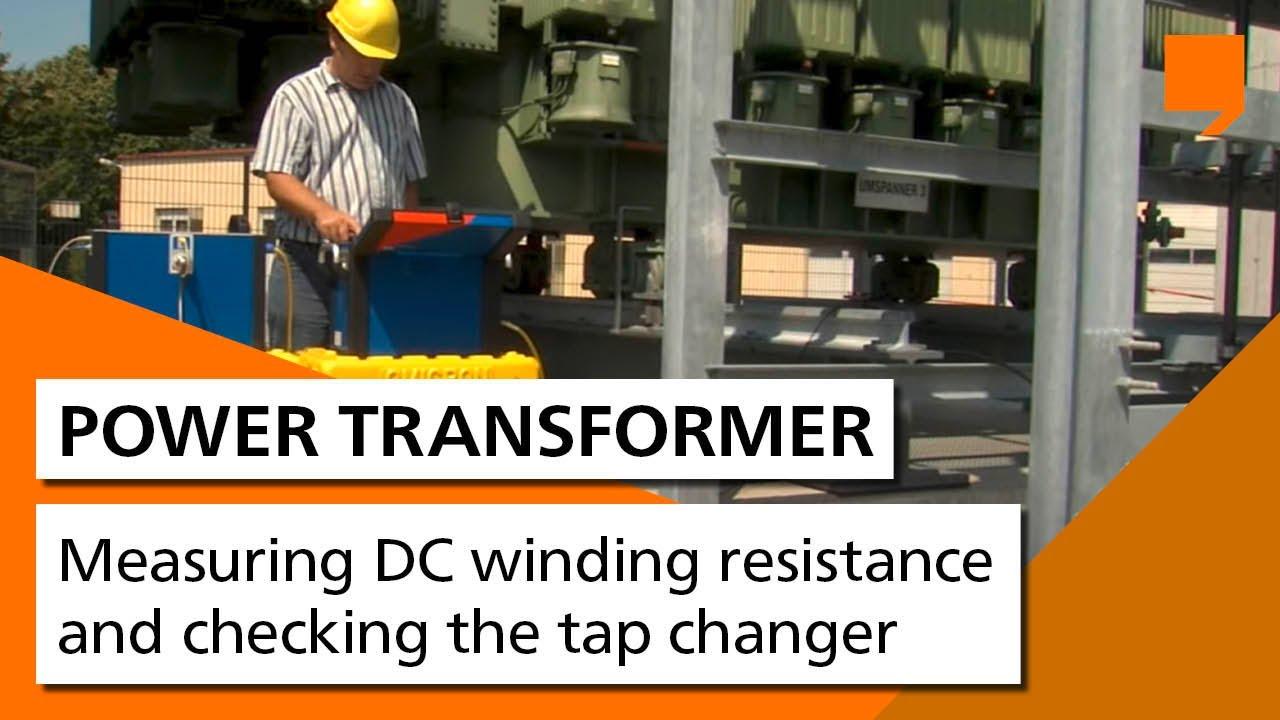 Transformer Winding Resistance Testing Explained