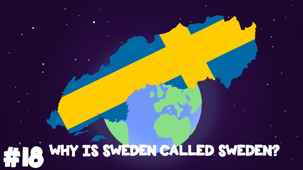 why is sweden called sweden
