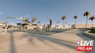NBA LIVE 16 Pro-Am Reveal Trailer | The Summer Never Ends