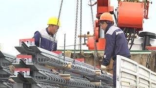 Ускорить ремонт Южного моста потребовал глава города от подрядчика