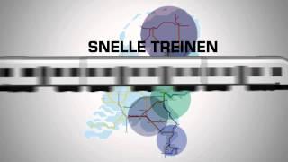 Het Nieuwe Spoorplan