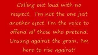 Sum 41 Underclass Hero with Lyrics