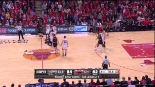 How LeBron James Beat The Bulls: Cavaliers at Bulls Game 4