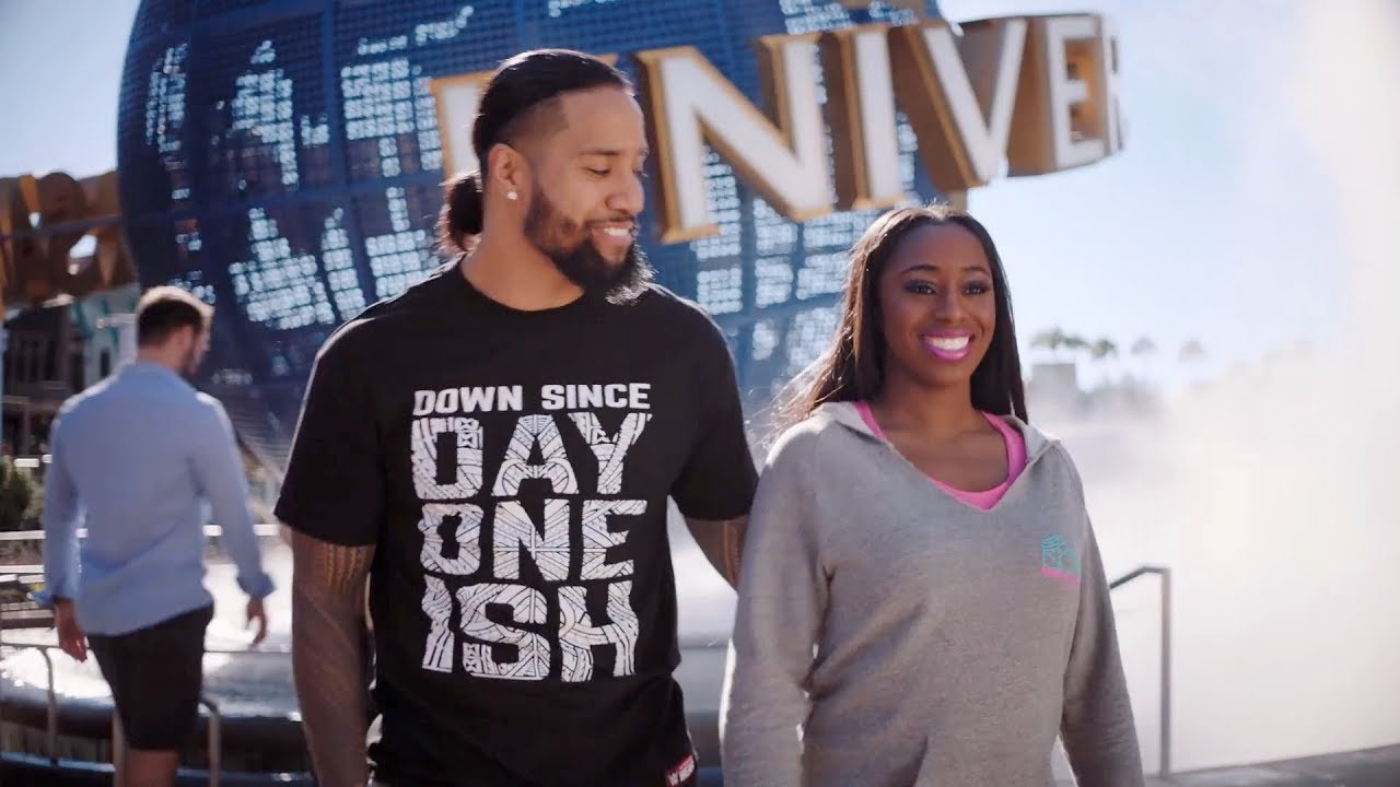 universal sweepstakes wwe universal orlando resort wwe sweepstakes jimmy uso naomi 1718