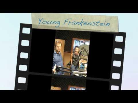 Young Frankenstein cast.