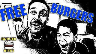 BURGER BITES '19 | FREE BURGERS! Our Burger Wellington Plan of Attack!