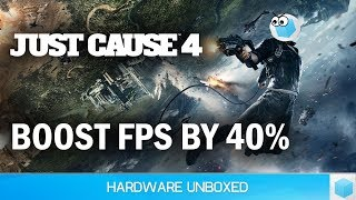 Just Cause 4 Optimization, Fix Awful Performance With Massive FPS Boost