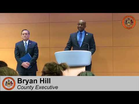 Press Conference: Fire & Rescue Department Investigation Results w/ County Executive Bryan Hill