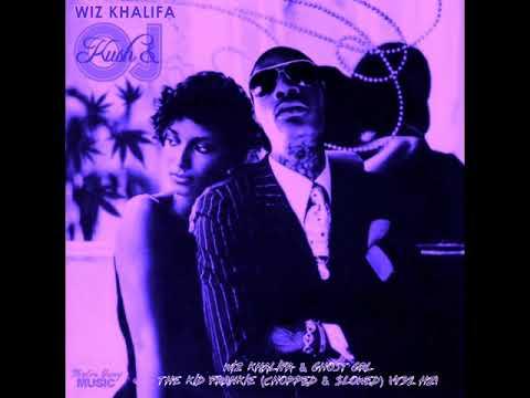 Wiz Khalifa - The Kid Frankie (Chopped & $lowed)  432 Hz 