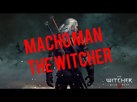 The Witcher 3 Macho Man | New battle song