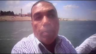 عبد العظيم صدقى مستشار وزير الطيران : قناة السويس الجديدة معجزة بكل المقاييس