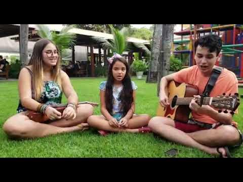 Trevo - Ana Vitória  COVER  Feat Mariah Yohanna e Lívia Bernarde