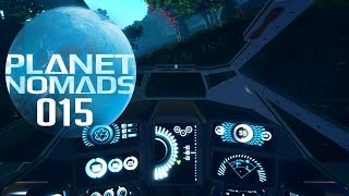 PLANET NOMADS [015] [Die Karre steckt fest] Let's Play Gameplay Deutsch German thumbnail