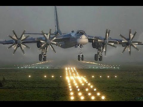 Russian Air Force Launches Large Scale Operation.