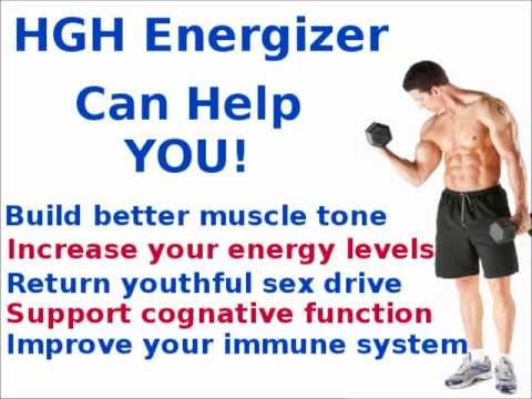 HGH Energizer Review - Does HGH Energizer Work, watch my HGH Energizer Review today