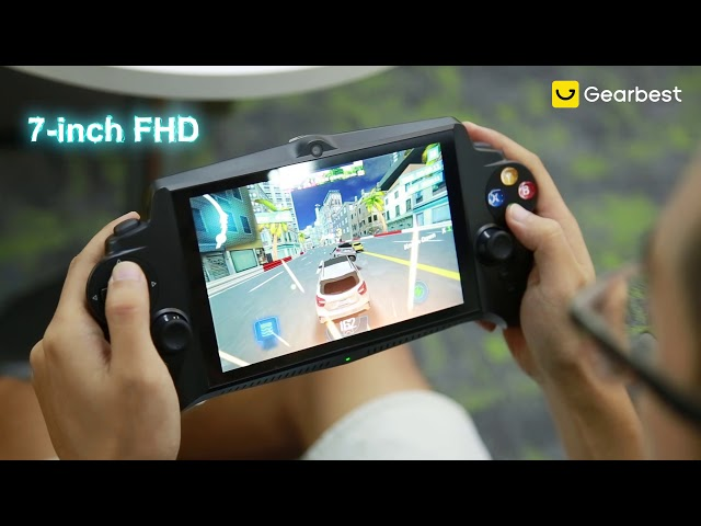 JXD S192K Game Phablet 7 inch IPS Screen Gamepad