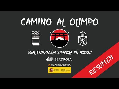Así fue el  primer Camino Al Olimpo con la Real Federación Española de Hockey