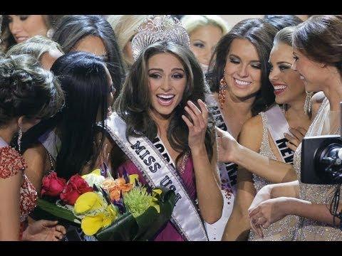 Olivia Culpo Wins Miss USA 2012