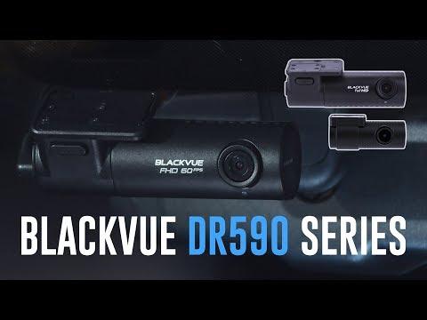 BlackVue DR590 Series Promotional Video