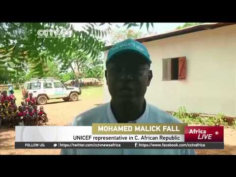 Militias free enslaved children in the Central African Republic