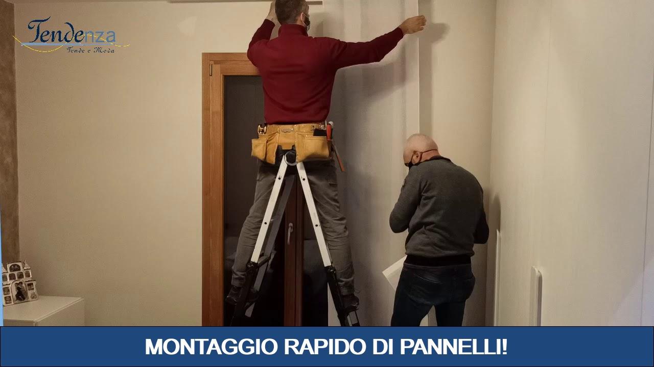 MONTAGGIO DI PANNELLI A TEMPO DI RECORD!