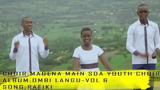 OMBI LANGU COMBINED ALBUM-MAGENA MAIN YOUTH CHOIR
