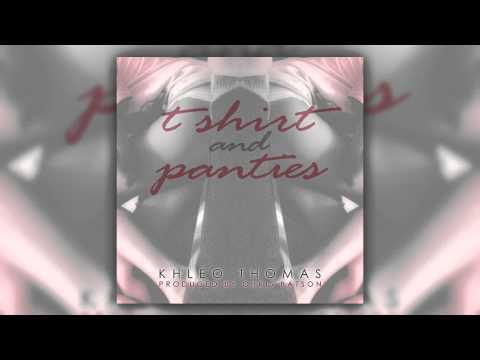 Khleo Thomas - T Shirt and Panties