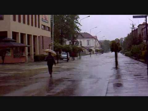 Powódź - Skoczów (ul. Mickiewicza)