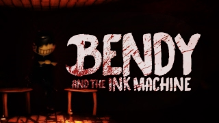 Hello Neighbor meets Classic Disney? - Bendy and The Ink Machine (Game / Gameplay)