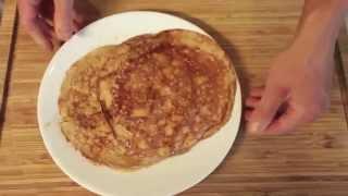 Protein Powder Pancakes - Rob Riches