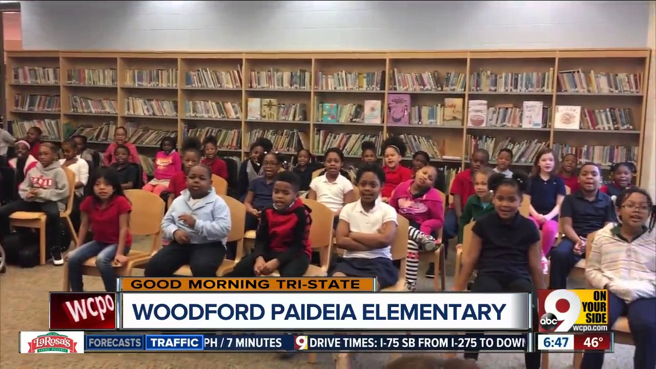 Wakeup call: Woodford Paideia Elementary - YouTube