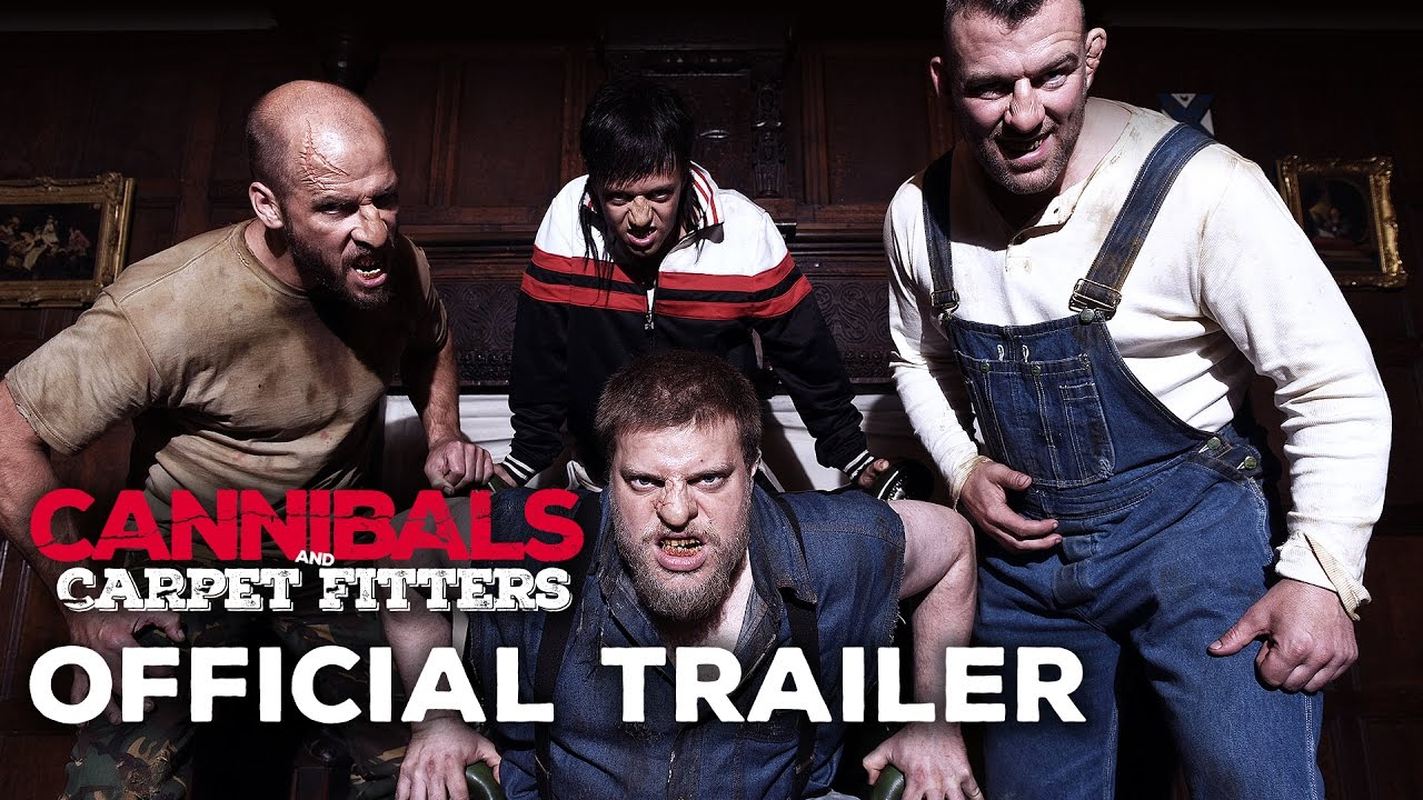 Cannibals and Carpet Fitters Official Trailer
