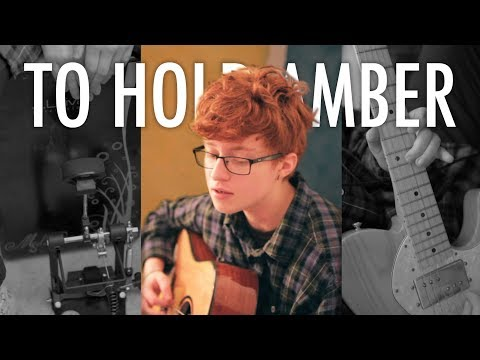 Drew Monson – To Hold Amber (Cover)