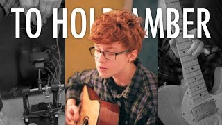 Drew Monson - To Hold Amber (Cover)